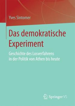 Das demokratische Experiment von Sintomer,  Yves