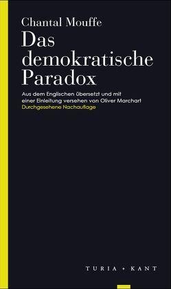 Das demokratische Paradox von Marchart,  Oliver, Mouffe,  Chantal