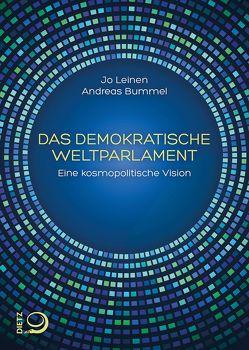 Das demokratische Weltparlament von Bummel,  Andreas, Leinen,  Jo