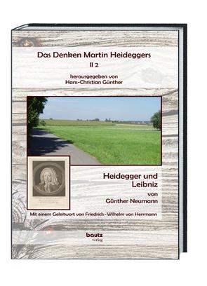 Das Denken Martin Heideggers II 2 von Günther,  Hans Christian, Neumann,  Günther