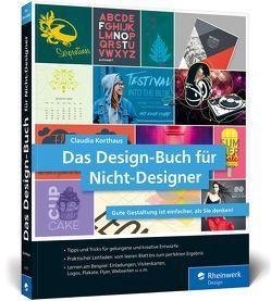 Das Design-Buch für Nicht-Designer von Korthaus,  Claudia