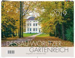 Das Dessau Wörlitzer Gartenreich 2019 von Kaps,  Sebastian