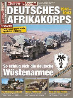 Das Deutsche Afrikakorps von Krüger,  Stefan