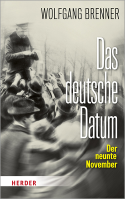 Das deutsche Datum von Brenner,  Wolfgang