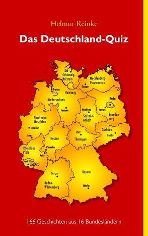 Das Deutschland-Quiz von Reinke,  Helmut