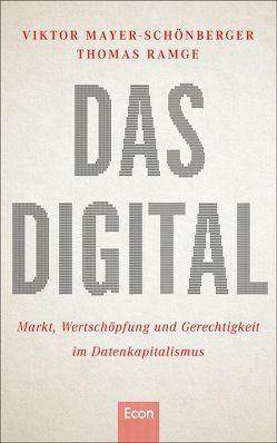 Das Digital von Mayer-Schönberger,  Viktor, Ramge,  Thomas