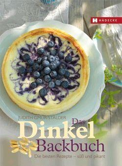 Das Dinkel-Backbuch von Gmür-Stalder,  Judith