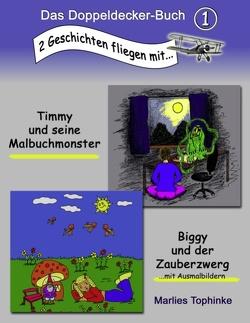 Das Doppeldecker-Buch (1) von kukmedien.de, Tophinke,  Marlies
