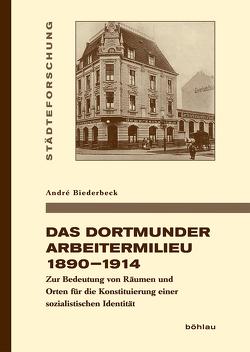 Das Dortmunder Arbeitermilieu 1890–1914 von Biederbeck,  André