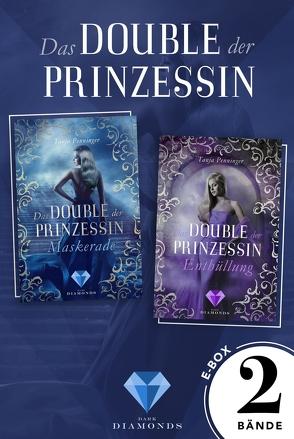 Das Double der Prinzessin: Alle Bände der romantisch-düsteren Dilogie in einer E-Box! von Penninger,  Tanja