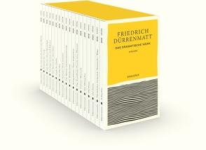 Das dramatische Werk in 18 Bänden in Kassette von Dürrenmatt,  Friedrich