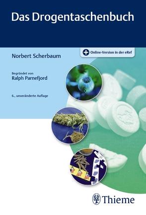 Das Drogentaschenbuch von Scherbaum,  Norbert