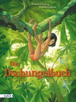 Das Dschungelbuch von Deutsch,  Xavier, Gréban,  Quentin, Held,  Ursula, Kipling,  Rudyard