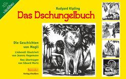 Das Dschungelbuch von Hegemann,  Joanna, Kipling,  Rudyard