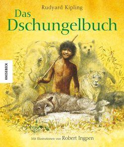 Das Dschungelbuch von Ingpen,  Robert, Kipling,  Rudyard, Pietsch,  Reinhard