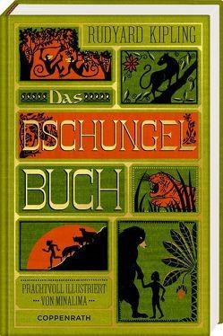Das Dschungelbuch von Harranth,  Wolf, Häußler,  Sonja, Kipling,  Rudyard, MinaLima Design