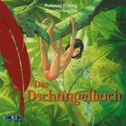 Das Dschungelbuch von Deutsch,  Xavier, Gréban,  Quentin, Kipling,  Rudyard, Uter,  Jürgen