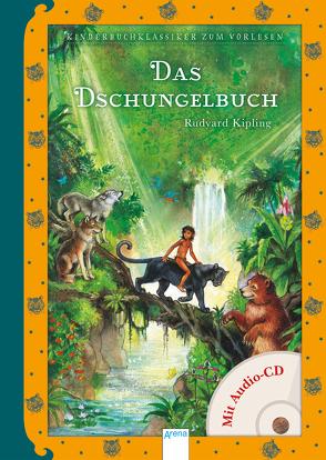 Das Dschungelbuch von Kipling,  Rudyard, Seidemann,  Maria, Thönissen,  Ute
