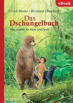 Das Dschungelbuch von Maske,  Ulrich, Oberdieck,  Bernhard