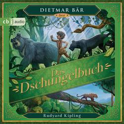 Das Dschungelbuch von Bär,  Dietmar, Kipling,  Rudyard, Schönfeldt,  Sybil Gräfin