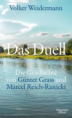 Das Duell von Weidermann,  Volker