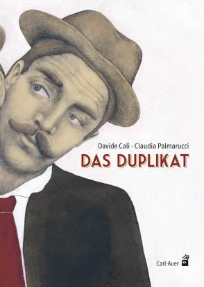 Das Duplikat von Calì,  Davide, Palmarucci,  Claudia