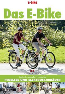 Das E-Bike von Barzel,  Peter
