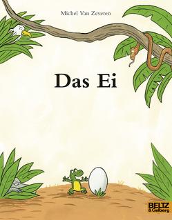 Das Ei von Peretti,  Paula, Van Zeveren,  Michel