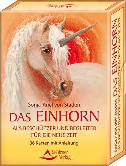 Das Einhorn von Staden,  Sonja Ariel von
