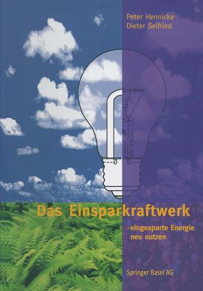Das Einsparkraftwerk von Hennicke,  Peter, Seifried,  Dieter