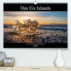 Das Eis Islands (Premium, hochwertiger DIN A2 Wandkalender 2020, Kunstdruck in Hochglanz) von Schröder - ST-Fotografie,  Stefan