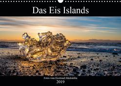 Das Eis Islands (Wandkalender 2019 DIN A3 quer) von Schröder - ST-Fotografie,  Stefan