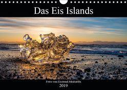 Das Eis Islands (Wandkalender 2019 DIN A4 quer) von Schröder - ST-Fotografie,  Stefan