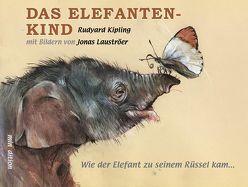 Das Elefantenkind von Kipling,  Rudyard, Lauströer,  Jonas