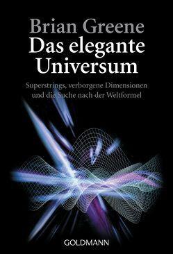 Das elegante Universum von Greene,  Brian, Kober,  Hainer