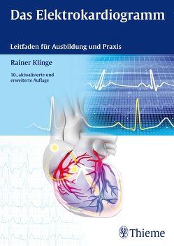 Das Elektrokardiogramm von Klinge,  Rainer