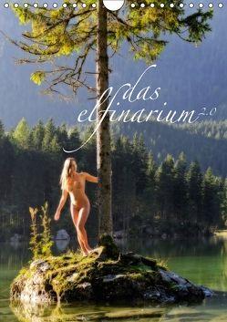 Das Elfinarium 2.0 (Wandkalender 2018 DIN A4 hoch) von Dombrow,  Charlie