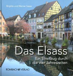 Das Elsass von Sasse,  Brigitte, Sasse,  Werner
