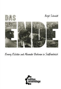 Das Ende von Schmidt,  Birgit
