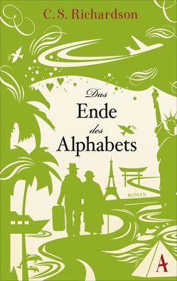 Das Ende des Alphabets von Richardson,  Charles Scott, von Enzenberg,  Carina