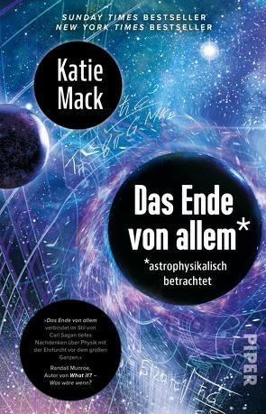 Das Ende von allem* von Hagestedt,  Jens, Mack,  Katie