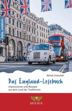 Das England-Lesebuch von Irmscher,  Almut