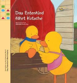 Das Entenkind fährt Kutsche von Preiss,  Gerhard