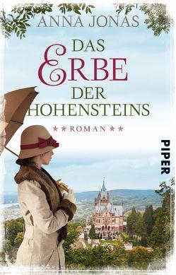 Das Erbe der Hohensteins von Jonas,  Anna