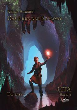 Das Erbe der Krylows (3) von Ardere,  Kelda