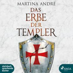 Das Erbe der Templer von André,  Martina, Wittenberg,  Erich