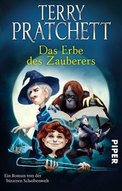 Das Erbe des Zauberers von Brandhorst,  Andreas, Pratchett,  Terry