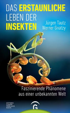 Das erstaunliche Leben der Insekten von Gnatzy,  Werner, Tautz,  Jürgen