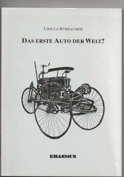 Das erste Auto der Welt? von Bürbaumer,  Ursula