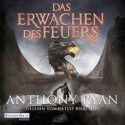 Das Erwachen des Feuers von Bierstedt,  Detlef, Ryan,  Anthony